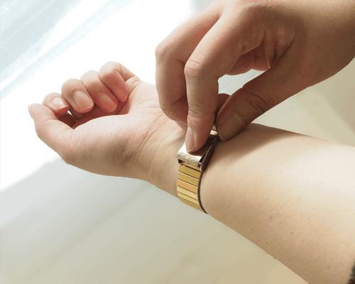 位置 腕時計 つける 腕時計を内側につける理由とメリットは?