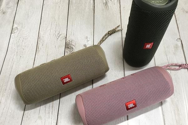 自分にぴったりのMusic Lifeを! Bluetooth対応防水スピーカー