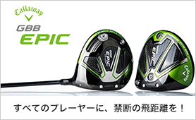 ドライバー GBB EPIC STAR 9.5°
