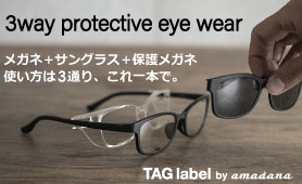 3way protective eye wear