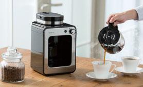 コーヒーメーカーのおすすめ17選【2019年】全自動タイプやコスパ重視のモデルも紹介