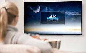 4Kテレビのおすすめ17選【2021】サイズ毎のおすすめモデルを紹介