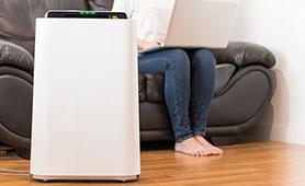 一人暮らしにおすすめの空気清浄機11選【2021】小型モデルでもキレイな空気に