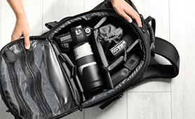 カメラバッグのおすすめ17選 リュックやショルダータイプなどを紹介