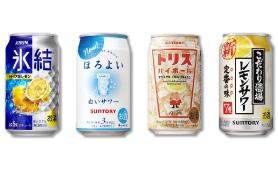 缶チューハイのおすすめ19選 さっぱりしたレモンや甘いカクテル系もピックアップ