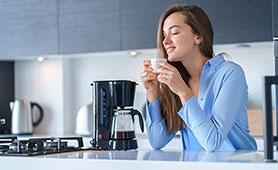 おしゃれなコーヒーメーカー15選 デザインが人気のモデルを紹介 | ビックカメラ.com