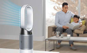 人気のダイソン扇風機おすすめ5選 温風や空気清浄機能付きまで紹介
