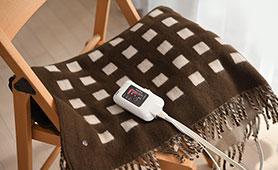 電気毛布のおすすめ11選【2021】寝るときにも使えるあったかアイテム