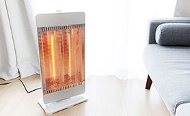 電気ストーブのおすすめ11選【2019】一人暮らしにもぴったりの速暖暖房機