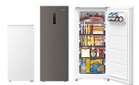 冷凍庫のおすすめ10選 小型モデルなら釣りやちょっとしたストックに便利