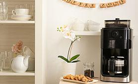 全自動コーヒーメーカーのおすすめ10選 人気のシロカやパナソニックも紹介
