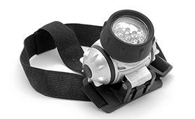 ヘッドライトのおすすめ12選 アウトドアや防災グッズに準備しておきたいアイテム