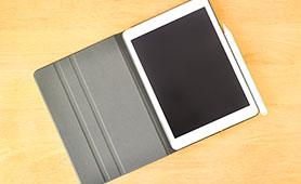 iPadケースのおすすめ20選 選び方とモデルごとにアイテムを紹介