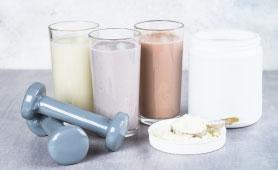 プロテインのおすすめ12選 ダイエットや筋トレをサポート