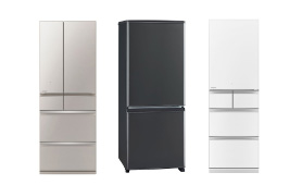 三菱の冷蔵庫のおすすめ8選【2021】気になる評判と注目すべきポイントも紹介