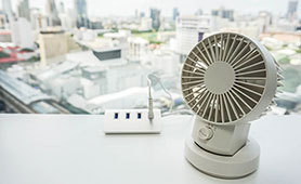 USB扇風機のおすすめ16選 オフィスや家のデスクでも涼しく快適に
