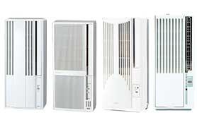 窓用エアコンのおすすめ7選 人気メーカーやメリット・デメリットを紹介