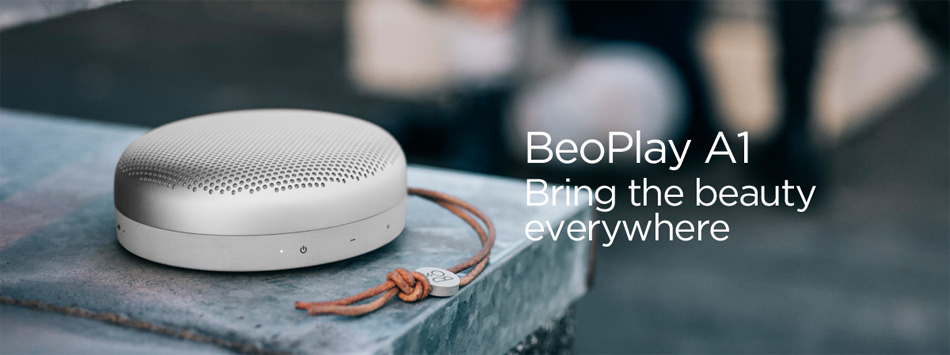 Bluetooth対応 スピーカー BEOPLAY-A1