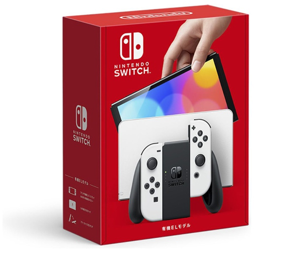 『Nintendo Switch (有機ELモデル)』の抽選販売申し込み受付!【ビックカメラ.com】