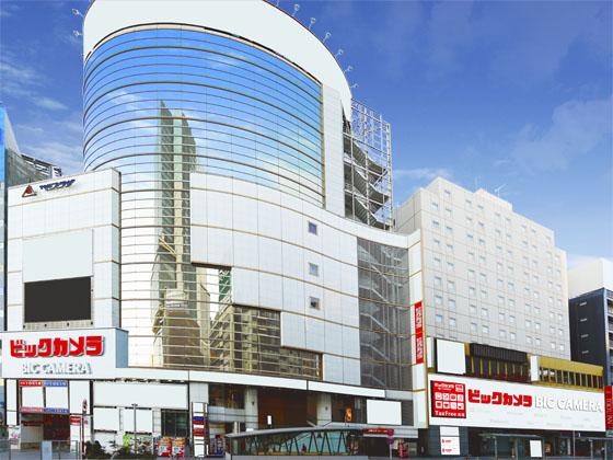渋谷東口店外観