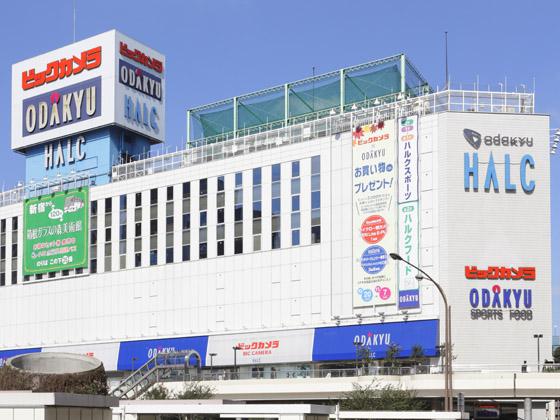 新宿西口店外観