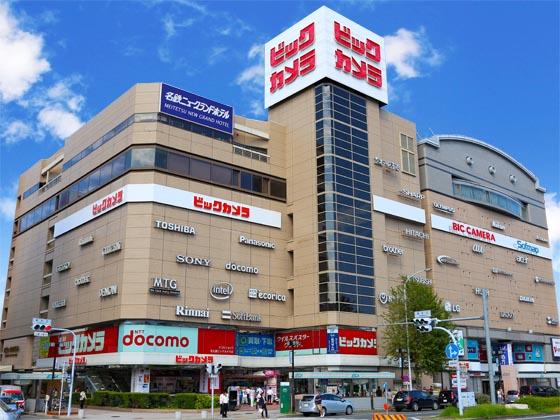 名古屋駅西店外観