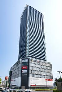 広島駅前店外観