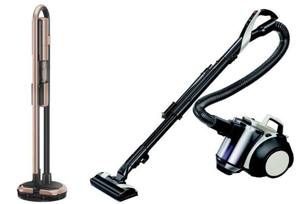 掃除機の人気メーカー 三菱(Mitsubishi)