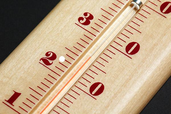 温度調整機能