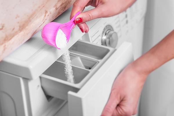 洗濯機の選び方 洗剤自動投入機能なら計量不要