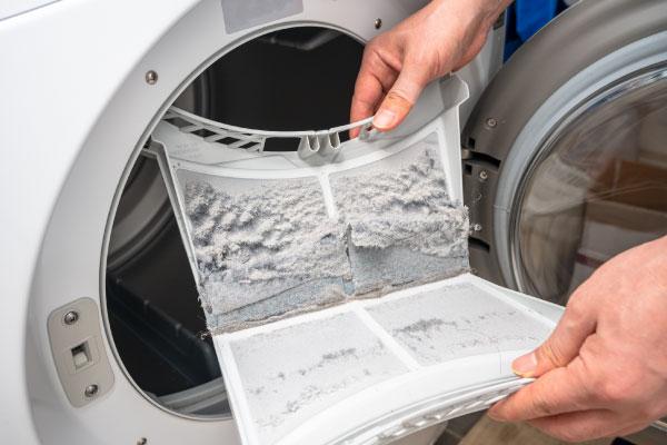 洗濯機の選び方 乾燥機能にも種類がある フィルターの構造やお手入れ方法も確認