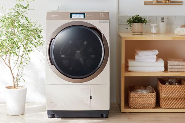 洗濯機を使用しているイメージ