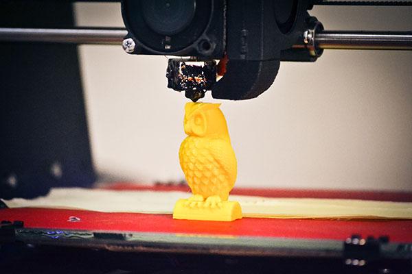 3Dプリンターでは何が作れるのか