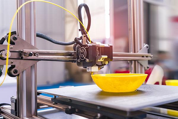 3Dプリンターの選び方 家庭用の造形の方式は押出製造法が主流
