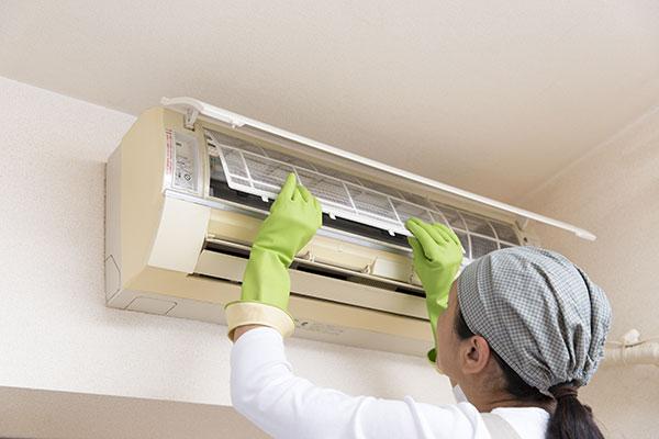 6畳向けエアコンを選ぶときのポイント 自動お掃除機能