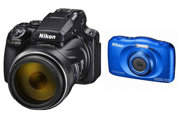 コンデジの人気メーカー ニコン(Nikon)