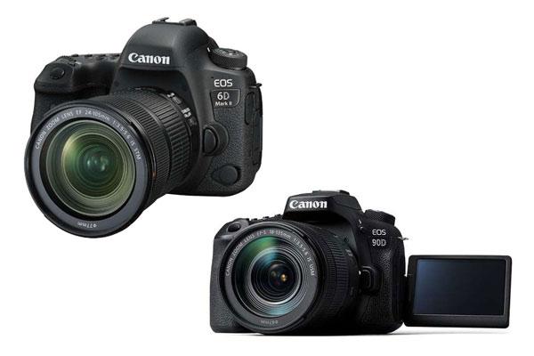 一眼レフカメラの人気おすすめメーカー Canon(キヤノン)