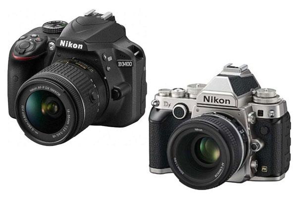 一眼レフカメラの人気おすすめメーカー Nikon(ニコン)