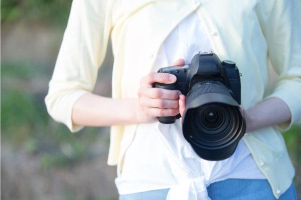 一眼レフカメラのイメージ
