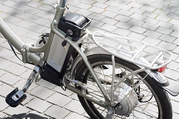 電動アシスト自転車を選ぶときのポイント バッテリー