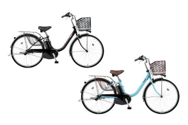 電動アシスト自転車の人気おすすめメーカー パナソニック(Panasonic)