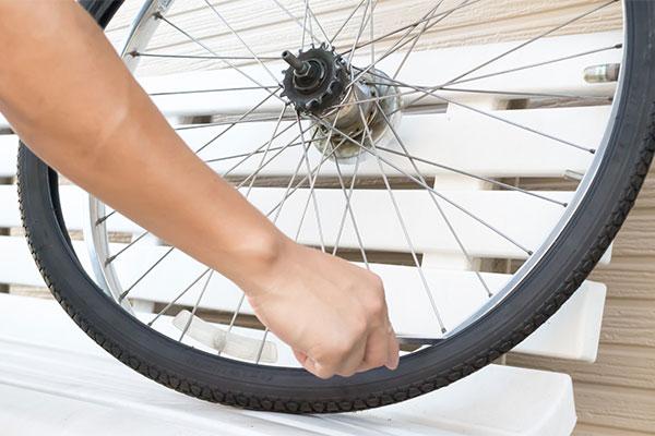 電動アシスト自転車を選ぶときのポイント タイヤのサイズ