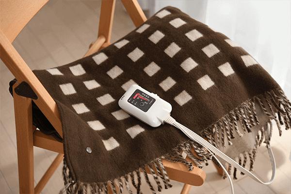 電気毛布のイメージ