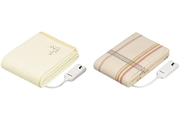 電気毛布の人気メーカー パナソニック(Panasonic)