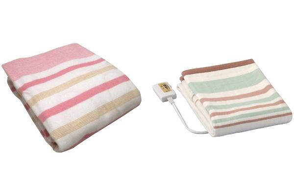 電気毛布の人気メーカー 広電(KODEN)