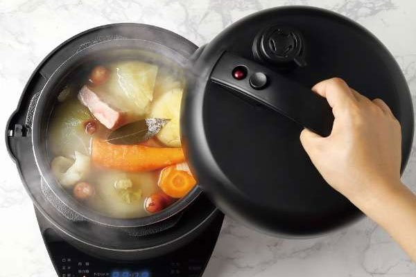 圧力鍋の選び方 サイズと容量