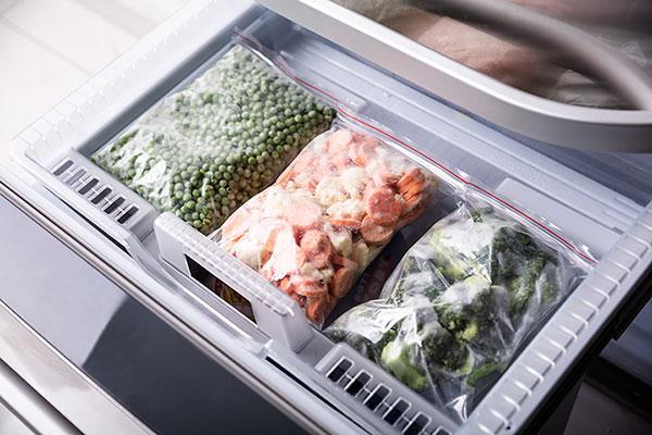 冷凍庫のイメージ