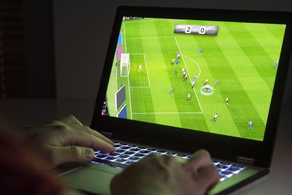 ゲーミングノートPCのイメージ