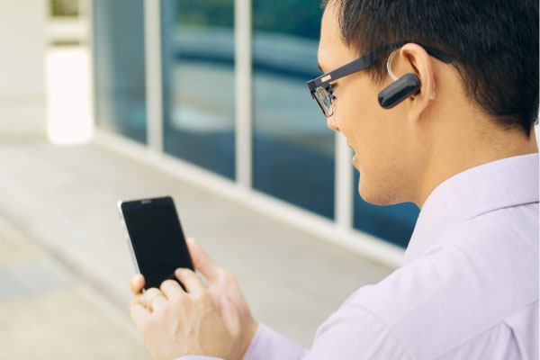マイク付きイヤホンの選び方 片耳モデル