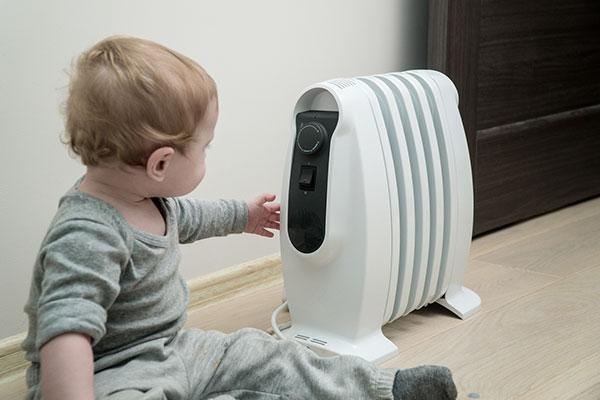 オイルレスヒーターの選び方 安全性も大切